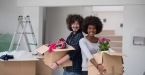 spring moving is fun and a great way to save money on your professional mover